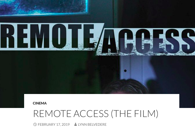 Sydney Arts Guide review of Remote Access
